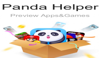 Alternative app to AppValley: Panda Helper App
