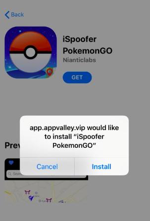 pokemon go hack mod apk